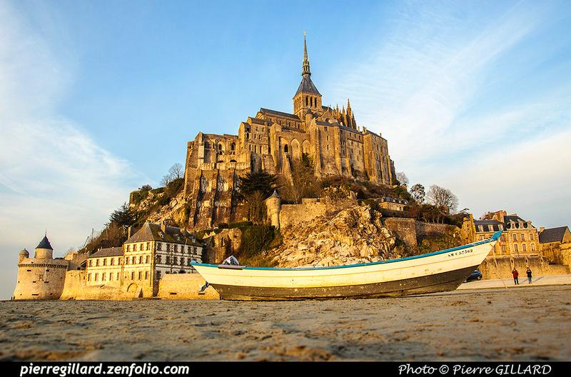 Pierre GILLARD: Mont-Saint-Michel &emdash; 2017-519094
