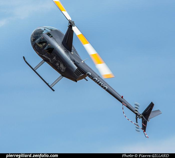 Pierre GILLARD: Canada - Robinson R44 C-GUYQ &emdash; 2017-420155