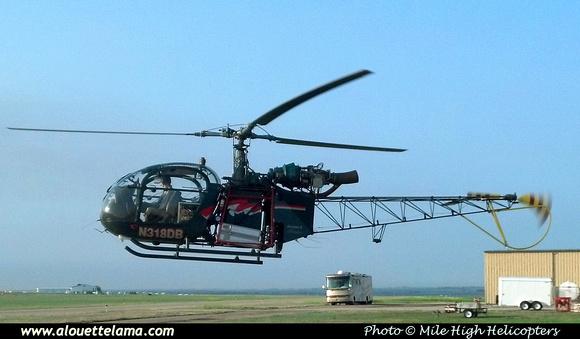Pierre GILLARD: U.S.A. - Mile High Helicopters &emdash; 005483