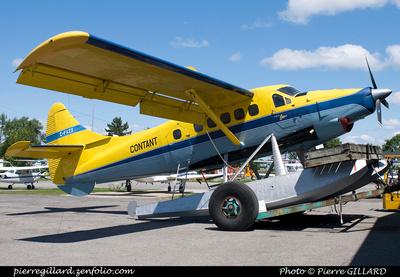Pierre GILLARD: De Havilland Canada &emdash; 2013-130735