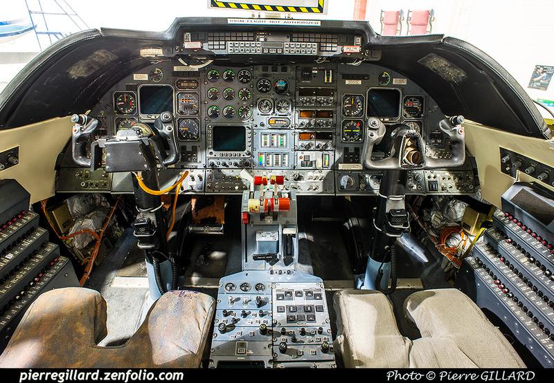 Pierre GILLARD: LearJet 60 N601LJ &emdash; 2017-610356