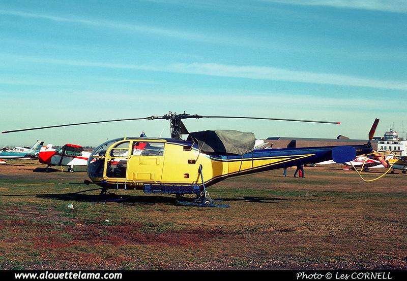 Pierre GILLARD: Canada - Kenting Helicopters &emdash; 020250