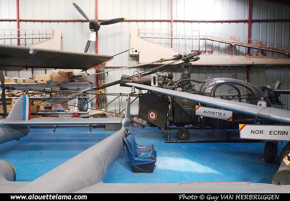 Pierre GILLARD: France - Musée de l'Épopée et de l'Industrie Aéronautique &emdash; 008964