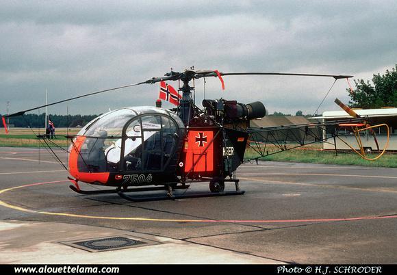 Pierre GILLARD: Germany - Heeresflieger &emdash; 006065