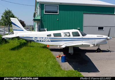 Pierre GILLARD: Private Aircraft - Avions privés : Canada &emdash; 2015-602516