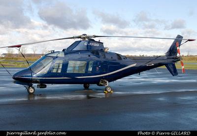Pierre GILLARD: Canada - Foxair Heliservice &emdash; 2013-131847