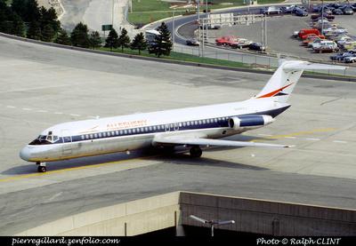 Pierre GILLARD: Allegheny Airlines &emdash; 005759